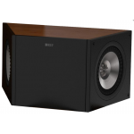KEF Q800DS Q Series 5-1/4 inch Dipole Walnut Surround Speakers Pair