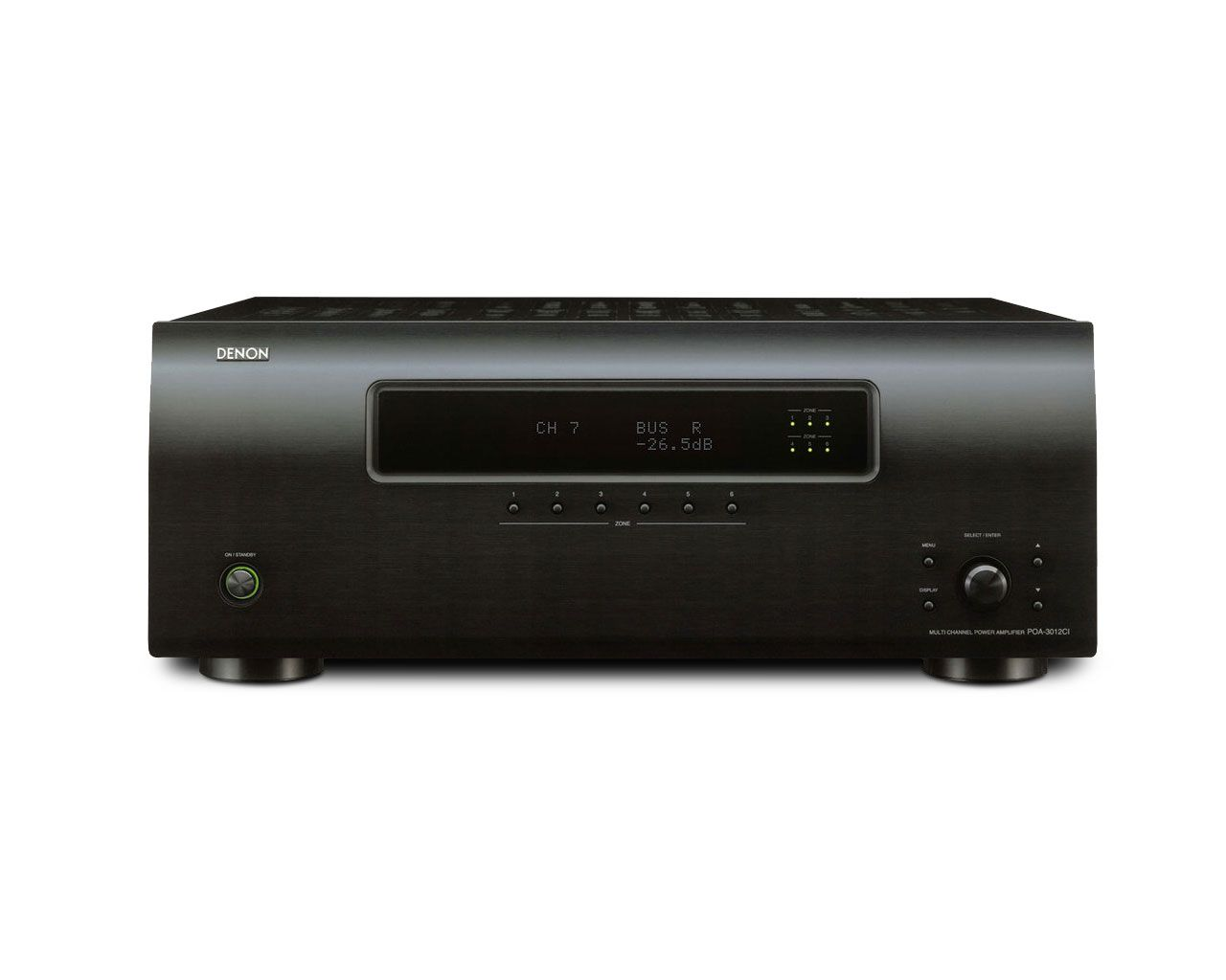 Buy whole house audio amplifiers - DENON POA-3012CI 12-Channel Multi-Zone Audio Distribution Amplifier