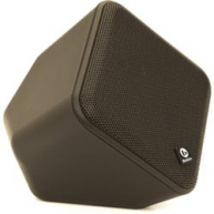 BOSTON ACOUSTICS SoundWare 4.5 in Indoor/Outdoor Speaker Espresso Each