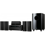 Onkyo HT-S7400 5.1 Network Home Theater Package w/ipod dock