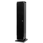 BOSTON ACOUSTICS RS223 Reflection Series LCR Speaker Ea Black