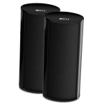 KEF HTS7001 Black Satellite Speaker Pair