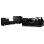 DENON DHT-1312BA Home Theater System w/ Boston Acoustics Speakers