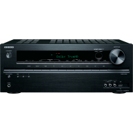 Onkyo TX-NR414 5.1 Home Theater 3-D Ready Network A/V Receiver