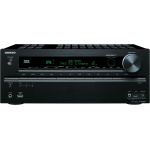 Onkyo TX-NR609 7.2-Channel 3-D Ready Network A/V Receiver