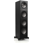 KEF Q900 Q Series 8 inch Black Floorstanding Speaker Each