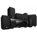 DENON DHT-1513BA Home Theater System w/ Boston Acoustics Speakers