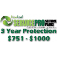 NEW LEAF3 Year Protection Plan (3 Years Total Warranty on Item)