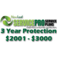 NEW LEAF 3 Year Protection Plan (3 Years Total Warranty on Item)