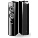 FOCAL - Chorus 814V 716v Dual 6½ Floorstanding Speakers Gloss Black Pair