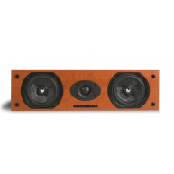 MORDAUNT SHORT Carnival 5 Center Channel Speaker Cherry SALE REDUCED $80