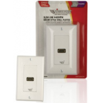 ETHEREAL IHT-HDMWP HDMI Wall Plate Extender White