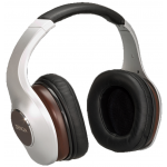 DENON AH-D7100 Music Maniac Over-Ear Headphones Silver