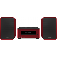 ONKYO CS-355 Colibrino CD Hi-Fi Mini System with Bluetooth Red