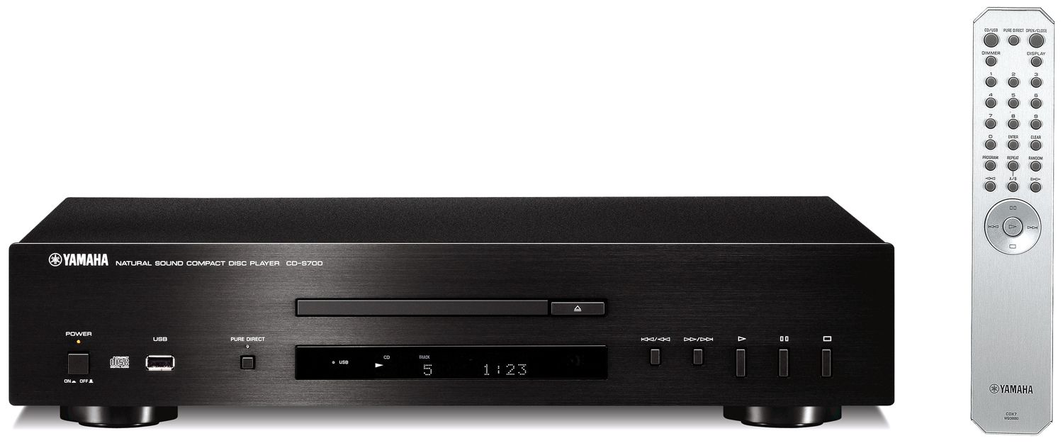 yamaha cd s700 single disc cd player accessories4less. Black Bedroom Furniture Sets. Home Design Ideas
