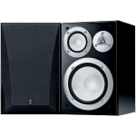YAMAHA NS-6490 3-Way Bookshelf Speakers Pair Black
