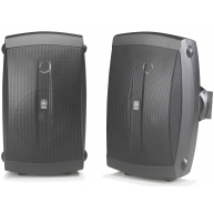 "YAMAHA NS-AW150 5"" 2-Way Outdoor Speaker Black Pair"