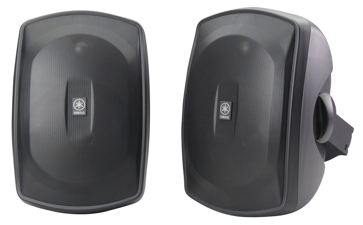 Yamaha ns aw390 outdoor 6 5 2 way speakers black pair for Yamaha ns 50 speaker pack