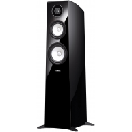 YAMAHA NS-F700 3-Way Bass-Reflex Floorstanding Speaker Each Piano Black