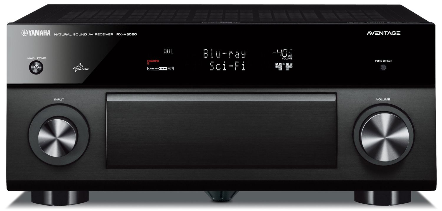 yamaha rx a3020 9 2 network aventage av receiver airplay. Black Bedroom Furniture Sets. Home Design Ideas