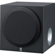 "YAMAHA YST-SW012 8"" 100 Watt Powered Subwoofer Black"