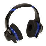 DENON AH-D320 Urban Raver On-Ear Headphones Blue