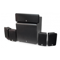 BOSTON ACOUSTICS MCS160 5.1 Home Theater Speaker System w/Sub NEW