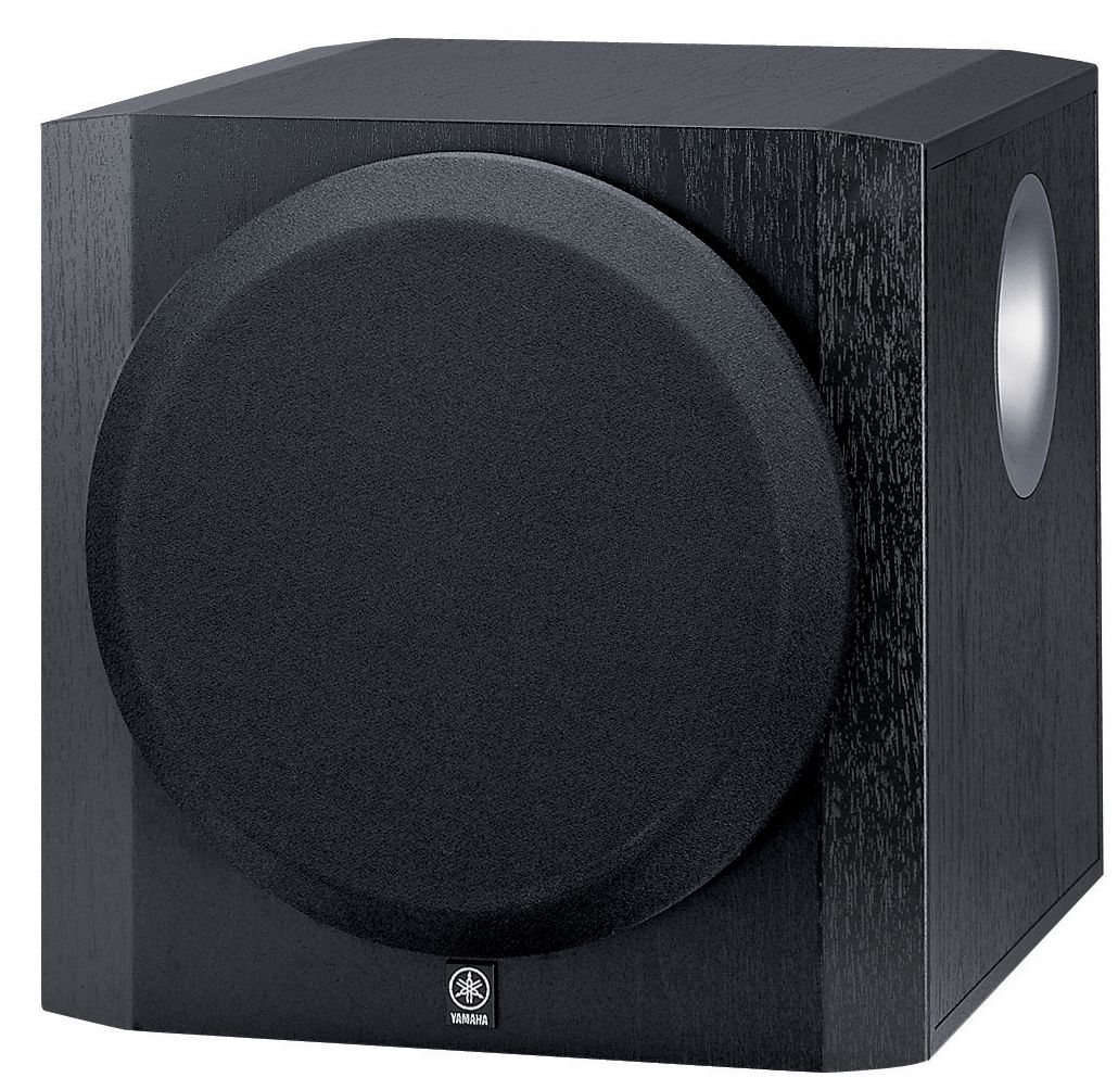 Yamaha Yst Sw216 10 Quot 100 Watt Powered Subwoofer Black