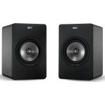 KEF X300A Digital Hi-Fi Speaker System Pair Gunmetal