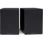 "CAMBRIDGE AUDIO S30 4½"" 2-way  Bookshelf Speakers Pair Black"