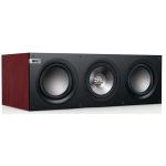 KEF Q200C Q Series Rosewood 5-1/4 inch Center Channel Speaker