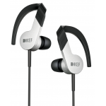 KEF M200 Hi-Fi In-Ear Headphones - Aluminum/Black