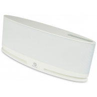 BOSTON ACOUSTICS MC200 AirPlay Wireless Speaker System iPod / iPhone White