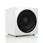 KEF Q400 Q Series 10 inch 200w White Powered Subwoofer