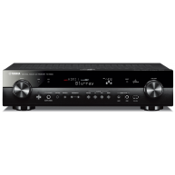 YAMAHA RX-S600 Slim and Compact 5.1-channel Network AV Receiver