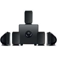 FOCAL Sib & Cub3 Home Theater Speaker System Black Open Box