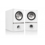 KEF Q100 Q Series 5-1/4 inch Whtie Bookshelf Speakers, pair