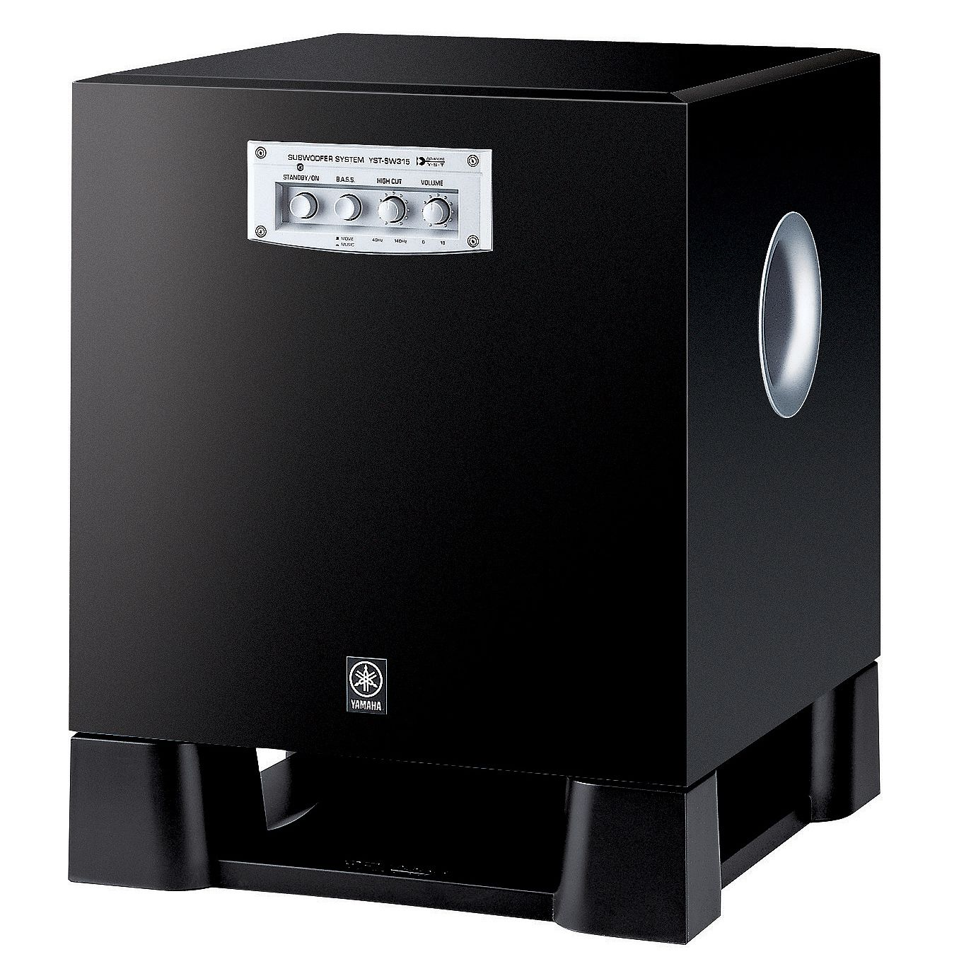 Yamaha  Inch Powered Subwoofer