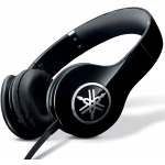 YAMAHA HPH-PRO300 High-Fidelity On-Ear Headphones Black