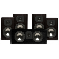 BOSTON ACOUSTICS Classic II 2300 System, Energy Take 5 killer!