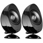 KEF Hts3001 SE Satellite Speaker In Gloss Black, Pair