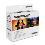 YAMAHA SKD2 Survival Kit for Portable Yamaha Keyboards