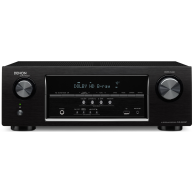 DENONAVR-S500BT 5.2 Channel A/V Receiver w/Bluetooth