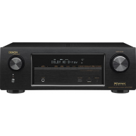 DENON AVR-X1100W 7.2 4K Receiver with Wi-Fi, Bluetooth, AirPlay