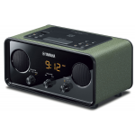 YAMAHA TSX-B72 Desktop Audio System Dark Green