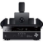 YAMAHA RX-V677 & Focal Sib/Cub 3 Home Theater Package Black
