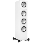 KEF Q500 Q Series 5-1/4 inch White Floorstanding Speaker, Each