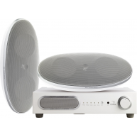 FOCAL Super Bird 2.1 Powered LifeStyle 3p Speaker/Subwoofer System White