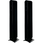 KEF Model 11 Fivetwo Series Speakers In Gloss Black Pair