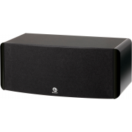 BOSTON ACOUSTICS A225C 2-Way Center Channel Speaker Black